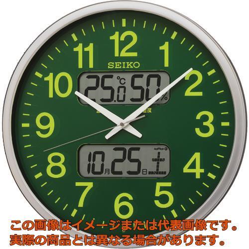 SEIKO 大型電波掛時計 KX237H