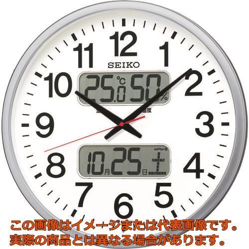 SEIKO 大型電波掛時計 KX237S