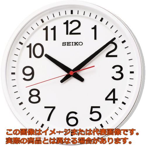SEIKO 「教室の時計」電波掛時計 KX236W