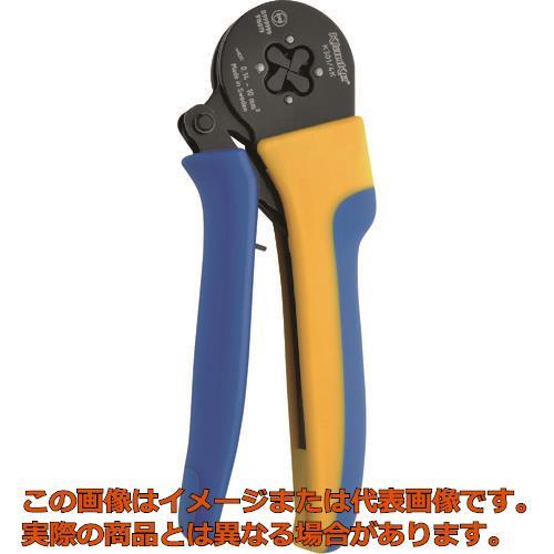 クラウケ 圧着工具 フェルール用 0.14~10sq K3014K
