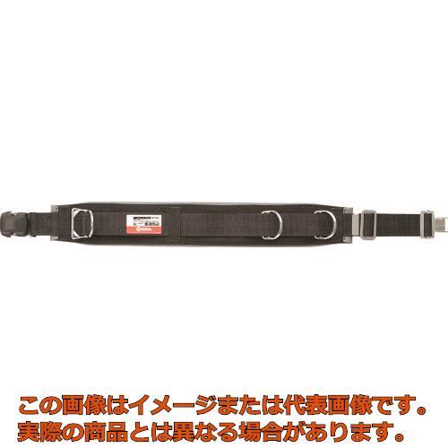 マーベル ワークポジショニング用ベルト(ワンタッチバックル)黒 MAT180B
