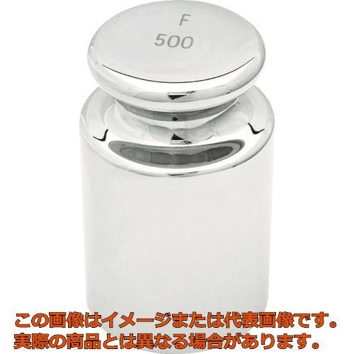 TRUSCO OIML 円筒分銅F2級 500g MLCF500G