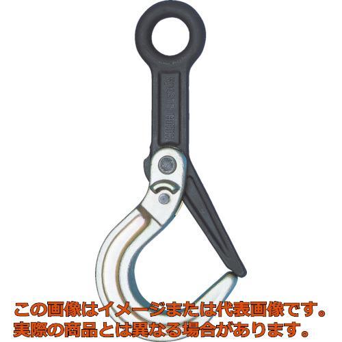 HHH ラッチロック式フック3t(鉄製) LL3TON