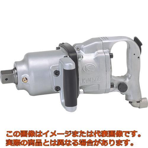 空研 1インチSQ超軽量インパクトレンチ(25.4mm角) KW4500G