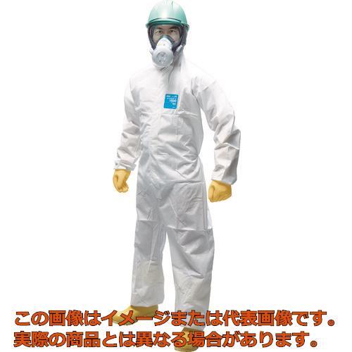 シゲマツ 使い捨て化学防護服(10着入り) XL MG1500XL