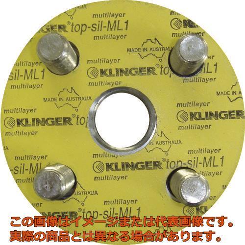 クリンガー フランジパッキン(5枚入り) ML1-10K-50A ML110K50A
