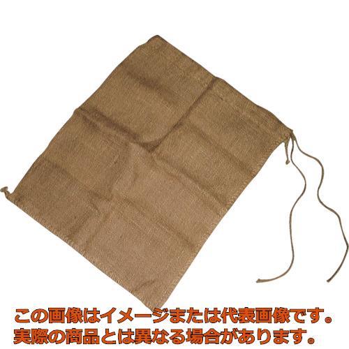 萩原 収納袋 麻袋 口紐付き 48cm×62cm KBM4862 100袋