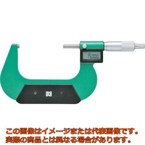SK デジタル外側マイクロメータ MCD130100