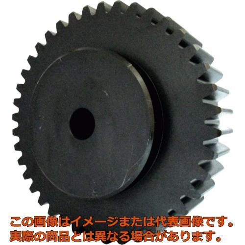 カタヤマ ピニオンギヤM6 歯数34 直径204 歯幅60 穴径30 M6B34