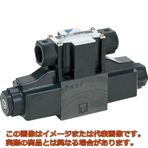 【国際ブランド】 KSOG032BA208:工具箱 店 ダイキン 電磁パイロット操作弁 電圧AC100V 呼び径3/8 最大流量130-DIY・工具