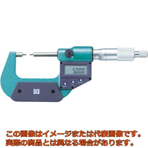 SK デジタルスプラインマイクロメータ MCD23025SA