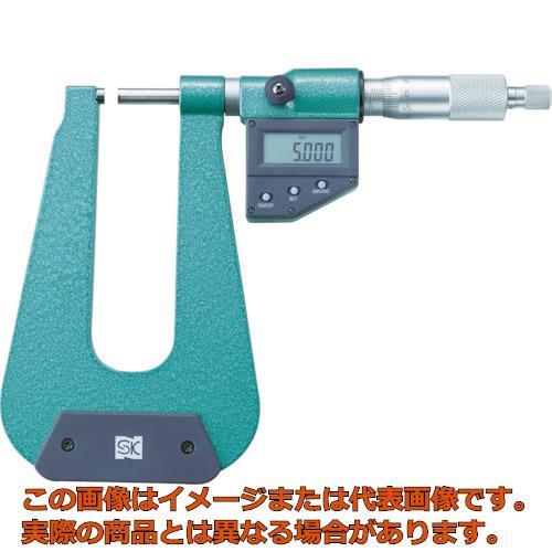 SK デジタルU字形鋼板マイクロメータ MCD233150U