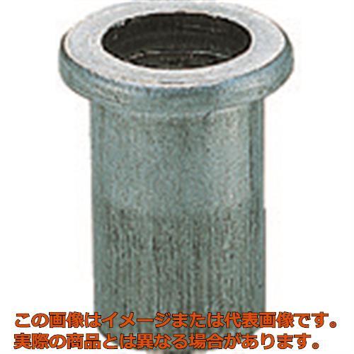 エビ ナット Dタイプ アルミニウム 10-2.5 (500個入) NAD1025M