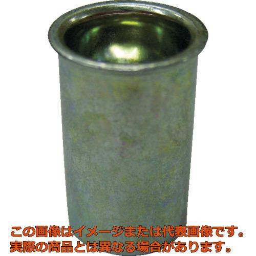 エビ ナット Kタイプ アルミニウム 6-4.0 (1000個入) NAK640M
