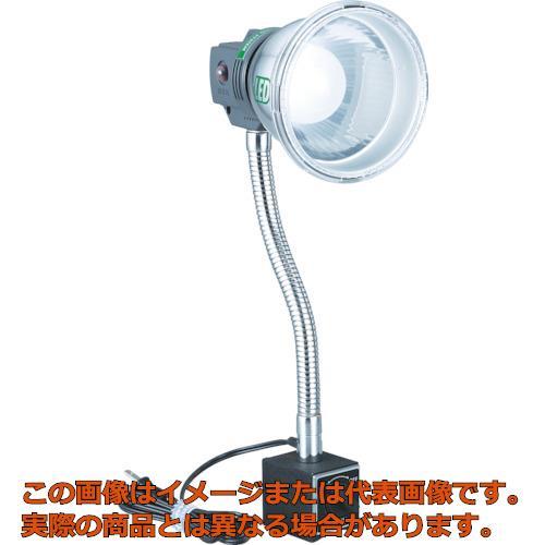 ハタヤ LEDマグスタンド 6WLED 電線1.6m マグネット付 LM6M