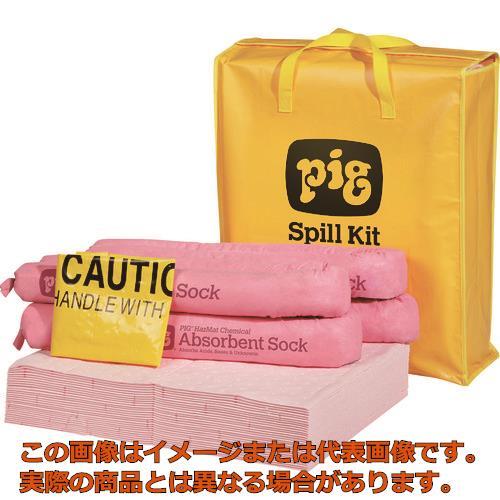 ベストセラー pig ピグスピルリスポンスバッグ キット KIT320:工具箱 店-DIY・工具