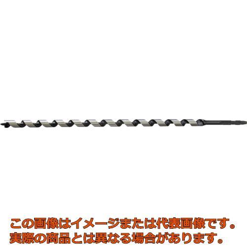 業務用 オレンジブック掲載商品 並行輸入品 大西 人気の製品 木工用ロングドリル 全長400mm 6.0mm NO760