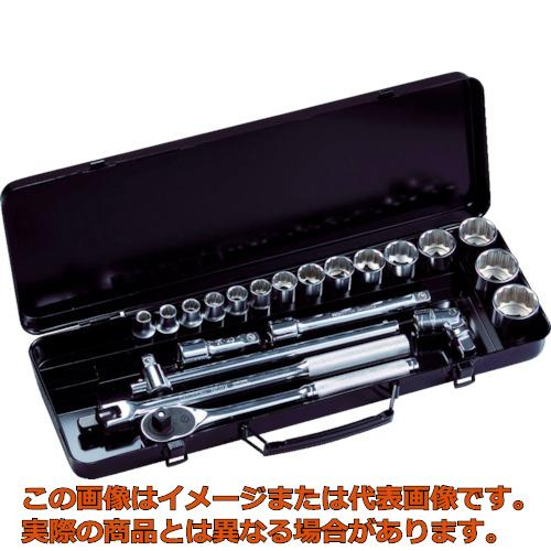 スーパー ソケットレンチセット(1/2 ) N415S