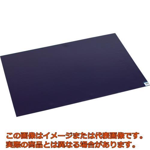 テラモト 粘着マットシートBS 600×900mm MR-123-740-3