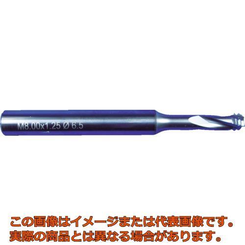 デキシー 超硬ドリリングスレッド1740 M1×0.25 TiAlNコーティング M1.000.25AL