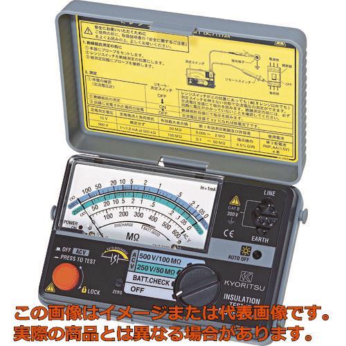 KYORITSU 3147A 2レンジ小型絶縁抵抗計 MODEL3147A