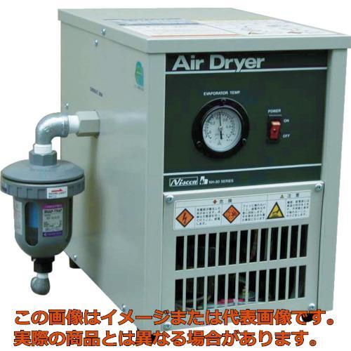 日本精器 冷凍式エアドライヤ5HP NH8012N