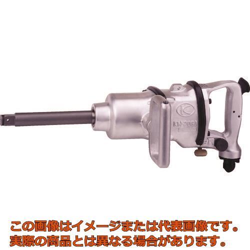 空研 3/4インチSQ6インチロング中型インパクトレンチ19mm角 1台=1袋 KW20GI6