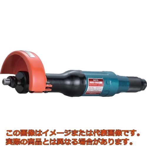 NPK ストレートグラインダ 平型砥石 100mm用 10075 NHG100A