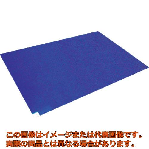 橋本 HC粘着マット NMT-30B(大) 600×1200mm (10枚入) NMT-30B(WIDE)