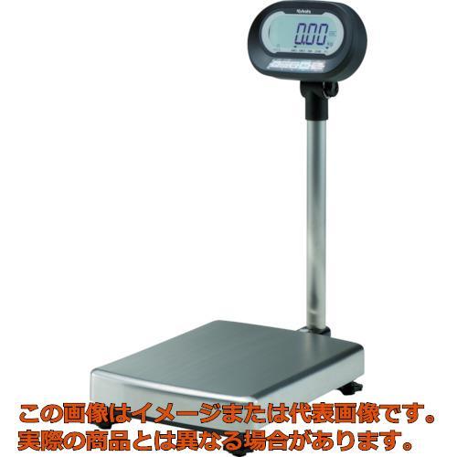 クボタ デジタル台はかり150kg用スタンダードタイプ(検定無) KLSDN150AH