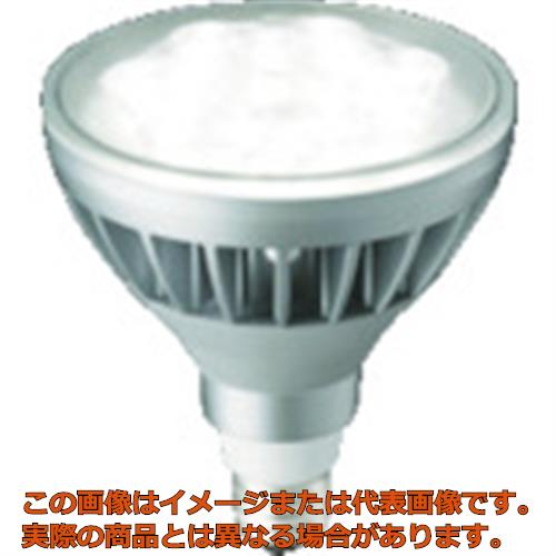 岩崎 LEDアイランプ ビーム電球形14W 光色:昼白色(5000K) LDR14NW850PAR