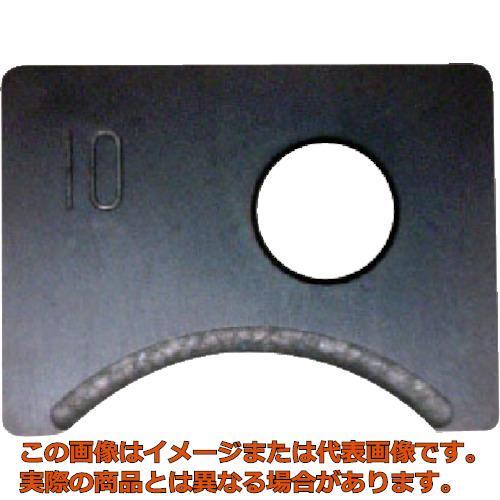 富士元 Rヌーボー専用チップ 超硬M種 TiAlNコーティング 10R NK6060 N54GCR10R NK6060 3個
