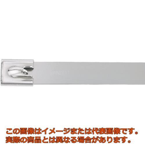 パンドウイット MLTタイプ ステンレススチールバンド SUS316(50本入) MLT8SHLP316