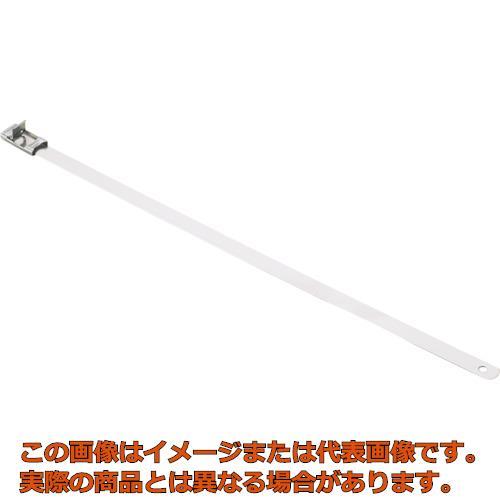 パンドウイット MS(バックルロック式)ステンレススチールバンド SUS316 MS10W50T15L6