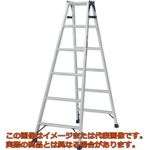 【代引き不可・配送時間指定不可】ピカ ステップ幅広 はしご兼用脚立 MCX型 MCX150