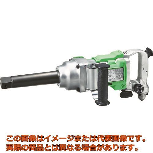 空研 1インチSQ超軽量インパクトレンチ(25.4mm角) KW3800PROXGL