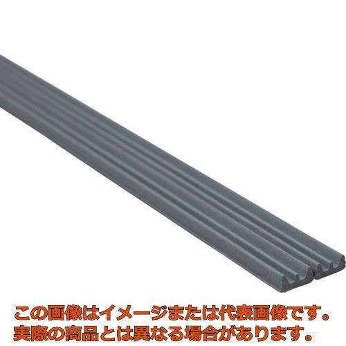 光 戸当りクッションテープ M型グレー KMG550W