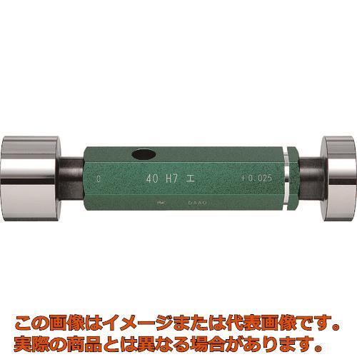 SK 限界栓ゲージ H7(工作用) φ40 LP40H7