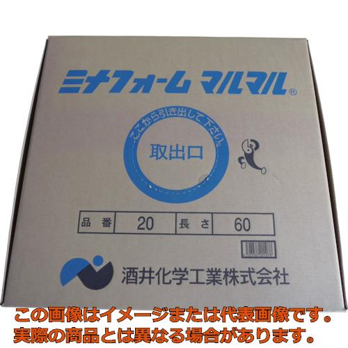 【代引き不可・配送時間指定不可】 ミナ ミナフォームマルマル25mmφ×2m (100本入) MM-25