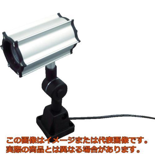 日機 防水型LEDスポットライト 6W AC100~120V NLSS05CAC4000K