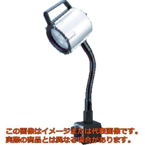 日機 マグネット付LEDスポットライト 12W AC100V NLSS15CBMAC4000K