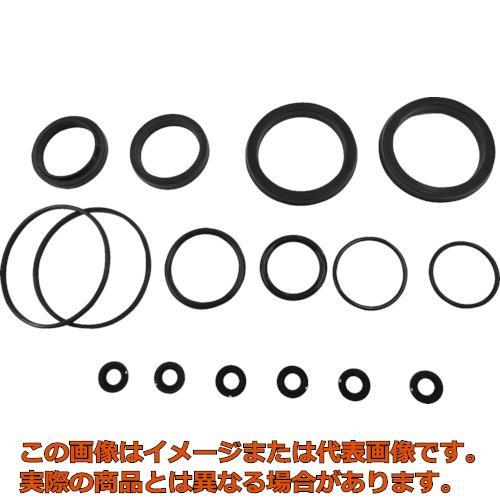 TAIYO 油圧シリンダ用メンテナンスパーツ 適合シリンダ内径:φ125 (フッ素ゴム・標準形用) NH8PKS3125C