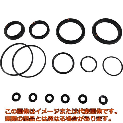 TAIYO 油圧シリンダ用メンテナンスパーツ 適合シリンダ内径:φ80 (水素化ニトリルゴム・スイッチセット用) NH8RPKS6080B