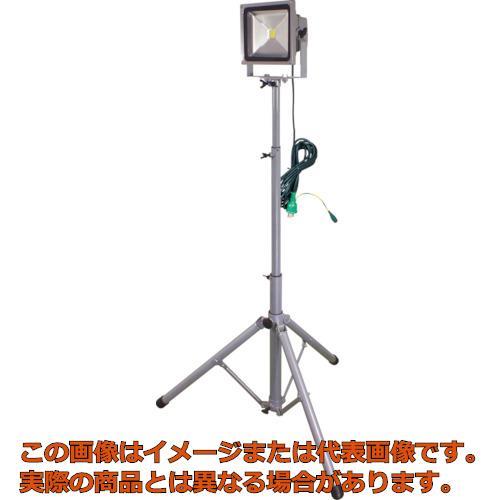 日動 LED作業灯 30W 一灯式三脚 LPRS30L3ME