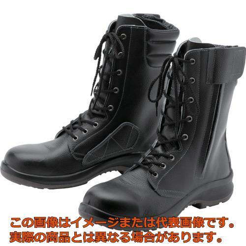 ミドリ安全 女性用長編上安全靴 LPM230Fオールハトメ 23.0cm LPM230F23.0