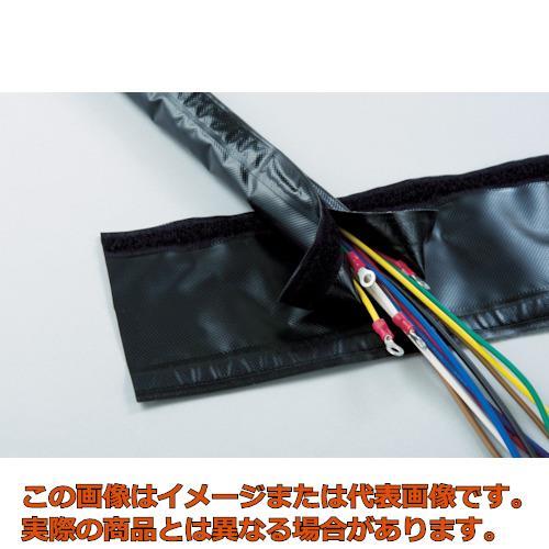 ZTJ 配線結束保護 チューブ・マジックタイプ φ50 MTB50