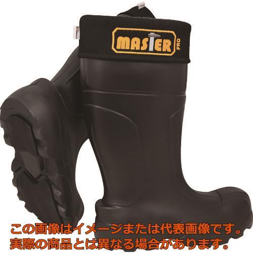 Camminare EVA防寒セフティブーツ Master ゴム底 28.0 ブラック KMCW4628.0