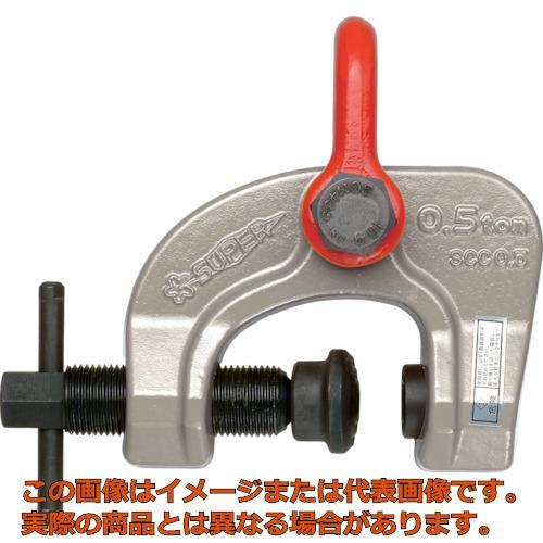 スーパー スクリューカムクランプ(万能型) SCC1.5