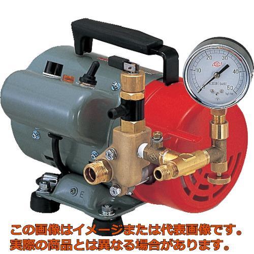 寺田 水圧テストポンプ 電動式 PP401T