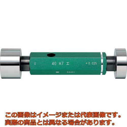 SK 限界栓ゲージ H7(工作用) φ39 LP39H7
